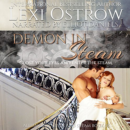 Demon in Steam: Alliance of Silver and Steam, Book 0.5