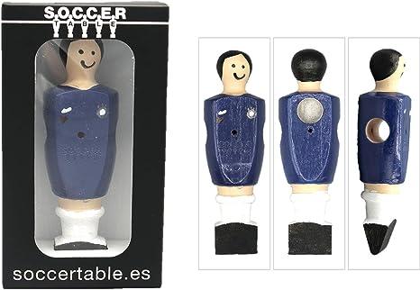Soccer Table SL Individual Jugador de Futbolín Chelsea con imán ...