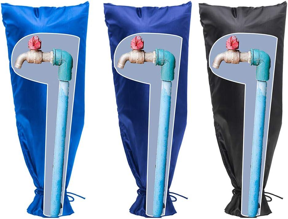 FRFJY Couvercle de Robinet ext/érieur Chaussettes Chaussette de Protection Contre Le Gel du Robinet pour Housse de Protection antigel pour Hiver pour Robinet ext/érieur