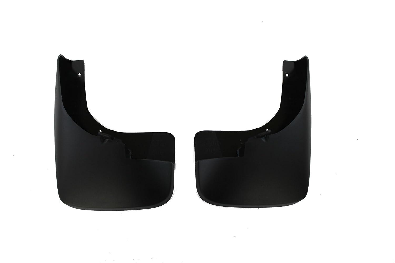 Set of 2 Genuine Nissan Accessories 999J2-2U00004 Rear Splash Guard,