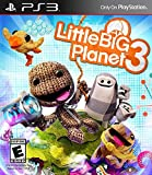 Little Big Planet 3 for the Playstation 3 (PS3) Video Game Rated E for Everyone: An Adventure so Big it Had to Be Little