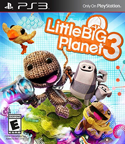 little big planet ps3 game - 8