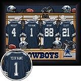Dallas Cowboys Personalized NF