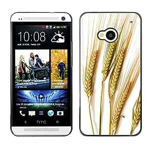 - Ocean Seas - - Monedero pared Design Premium cuero del tir¨®n magn¨¦tico delgado del caso de la cubierta pata de ca FOR HTC 801e HTC One M7 Funny House