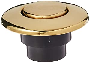 InSinkErator STC-FG SinkTop Switch Push Button, French Gold
