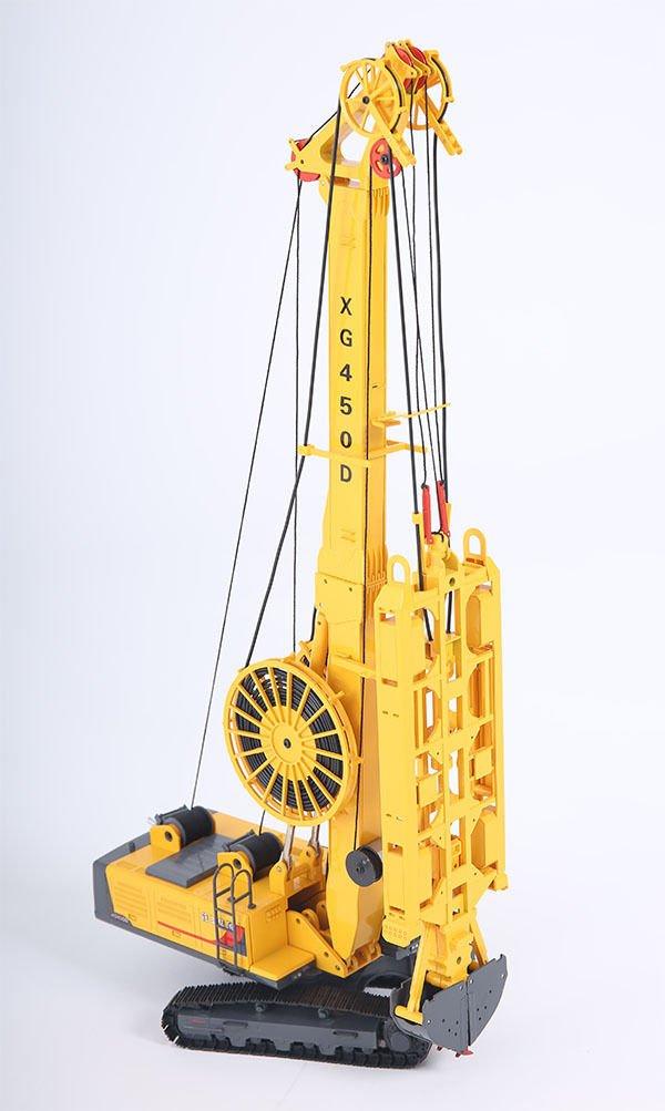 Amazon com: XCMG 1:35 Scale Model, Construction diecast car