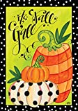 It's Fall Y'all - STANDARD Size, 28 Inch X 40 Inch, Decorative Double Sided Flag MADE IN USA by Custom Décor Inc.LICENSED AND TRADEMARKED BY CUSTOM DECOR INC.
