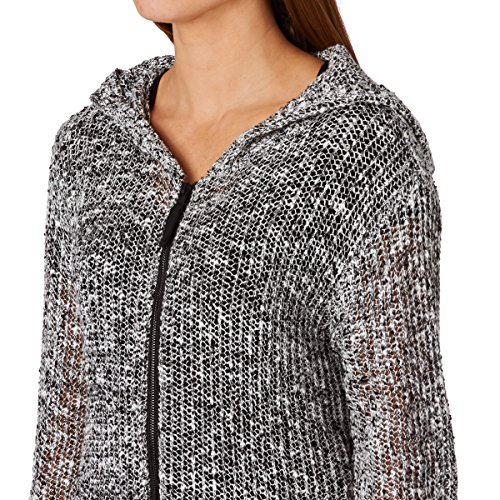 Hurley Laslo Hooded Cardigan, Color: 01x, Size: M
