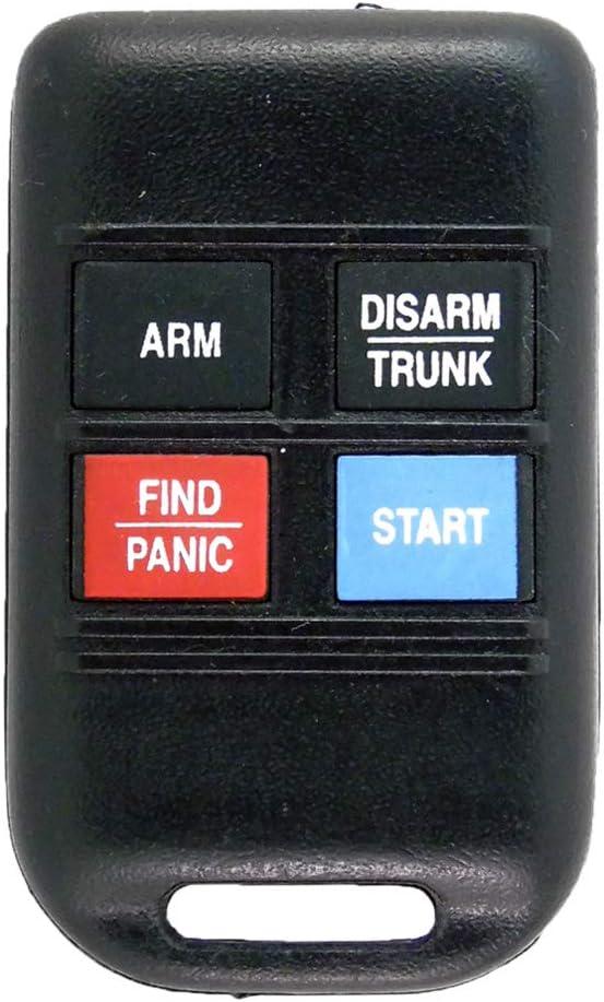 4-button CODE ALARM Keyfob Remote