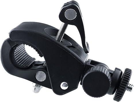 Forfar para bicicleta manillar cámara montaje de abrazadera con ...