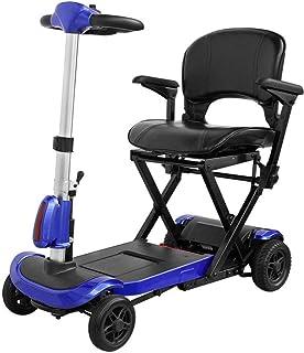 Amazon.com: Drive zoome auto-flex plegable de viaje Scooter ...