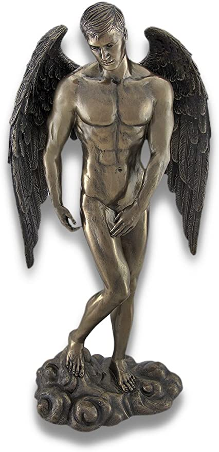 Sexy Engel Kerl schlafend frauenimbettverwoehnen