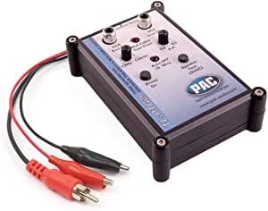 PAC TL-PTG2 Tone Generator and Speaker Polarity Tester with RCA Cable Tester