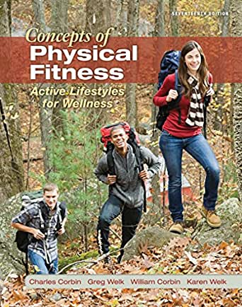 Concepts active physical lifestyles for of fitness wellness pdf