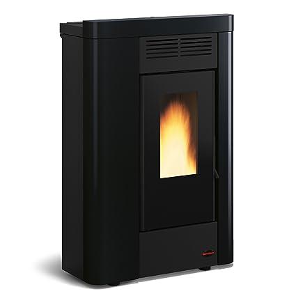 Extra Flame x1280100 Anna Bella Pellet Horno Burdeos