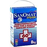 Desinfektionswaschmittel Rösch Waschmittel Sanomat 8 kg Hygiene Waschmittel, VAH zertifiziert & RKI gelistet