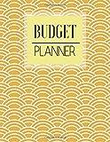 Budget Planner: Japanese Gold Wave Design Personal