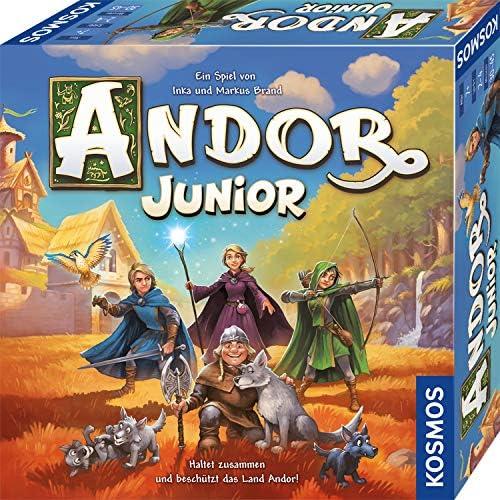 Andor Junior KOSMOS Kooperatives Brettspiel