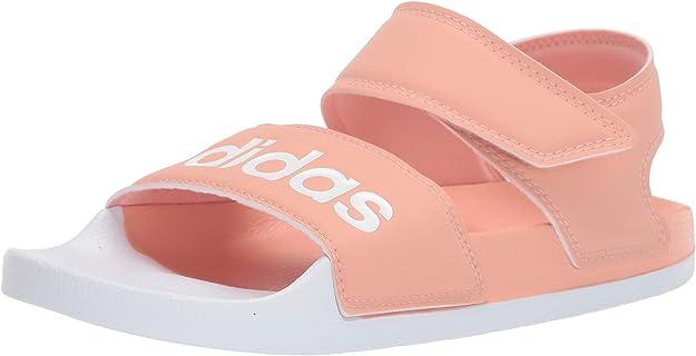 pub Enciclopedia radioactividad  Amazon.com: adidas Adilette Sandalia para mujer: Shoes