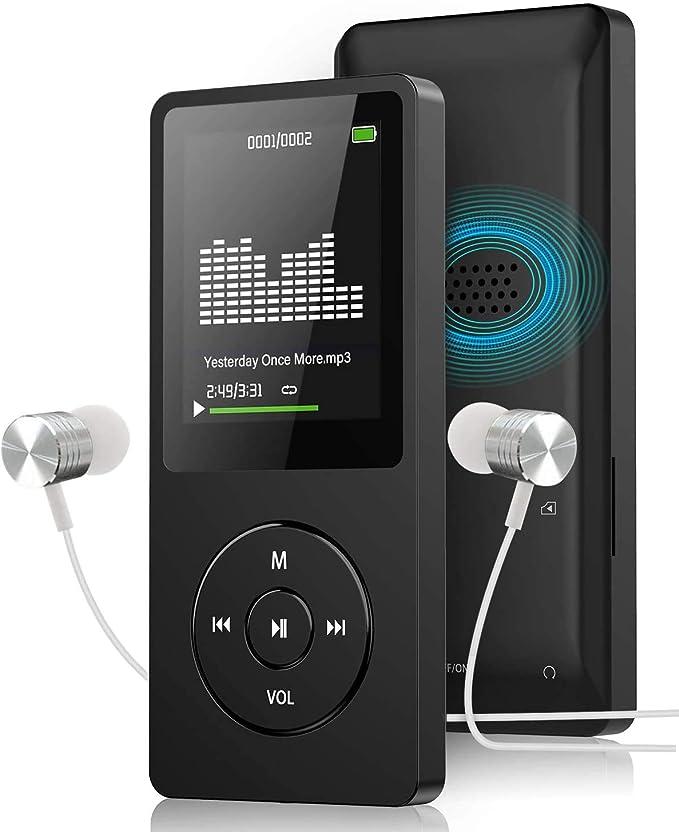 Mp3 Player Mit Fm Radio Und Sprachaufzeichnung Elektronik