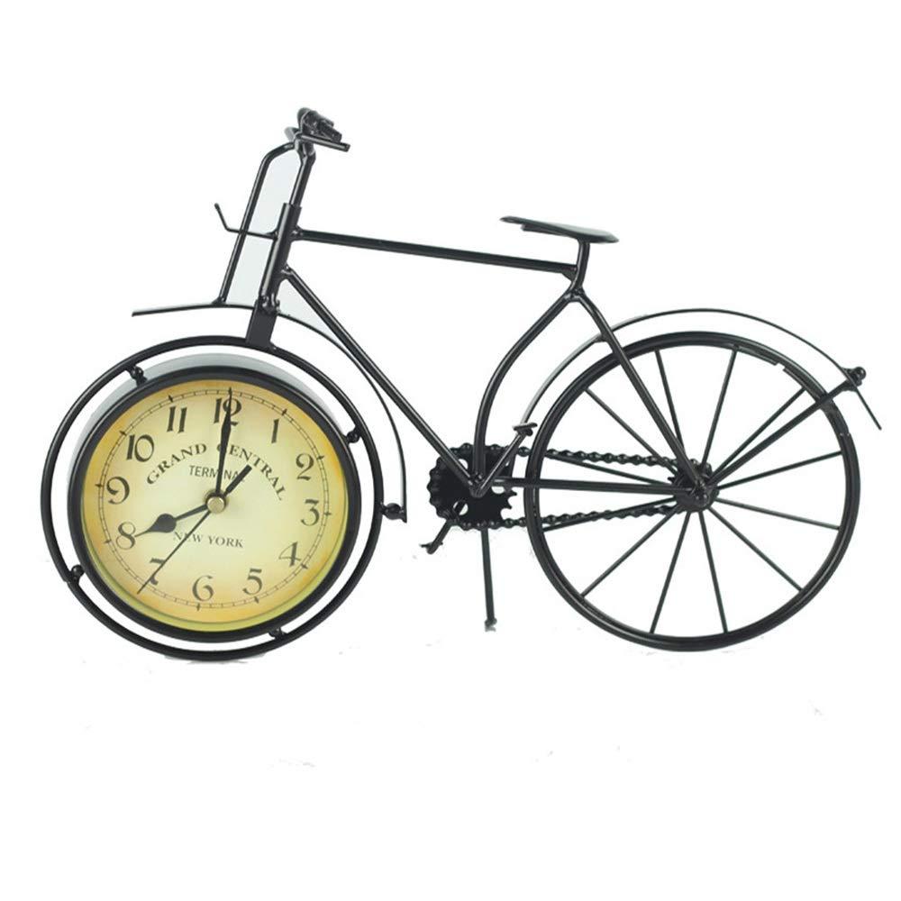 Ou-Ruo-LaM-home Reloj de Escritorio Mesa Retro/Vintage Bicicleta ...