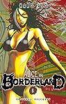 Alice in Borderland, tome 8 par Asô
