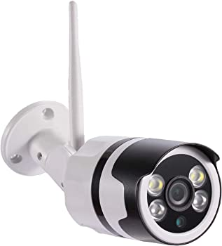 WiYa 1080p WiFi Outdoor Surveillance Camera Updated Version