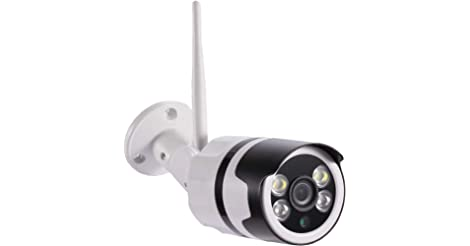 WiYa 1080p WiFi Outdoor Surveillance Camera Updated Version only $29.99