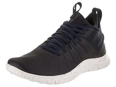 72853c95fbcf Nike Mens Free Hypervenom 2 FS Dark Obsidian Black Ntrl Gry Ivry Running