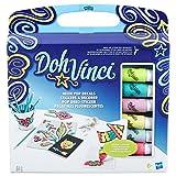 DOH-VINCI Neon Pop Decals Refill Kit