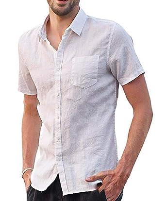 Camisa de Trabajo para Hombre, de Seguridad, de algodón, de ...