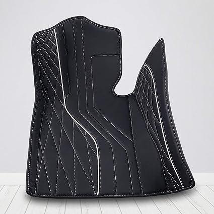 Leesville All Weather Luxury Floor Mats for Audi Q5,Full Surrounded Waterproof CAR Floor Mats 2018 2019 2th Generation Audi Q5 Floor Liner Mats,Artificial Q5 Leather Floor Mats