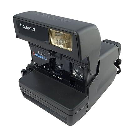 befcabfb29302 Amazon.com   Polaroid 636 CL Compact Camera-Instant   Instant Film Cameras    Camera   Photo