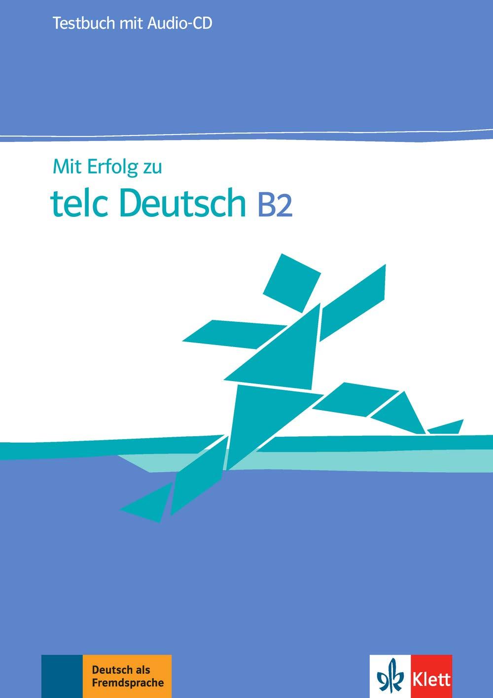 MIT Erfolg Zu Telc Deutsch B20   Zertifikat Deutsch Plus Testbuch ...