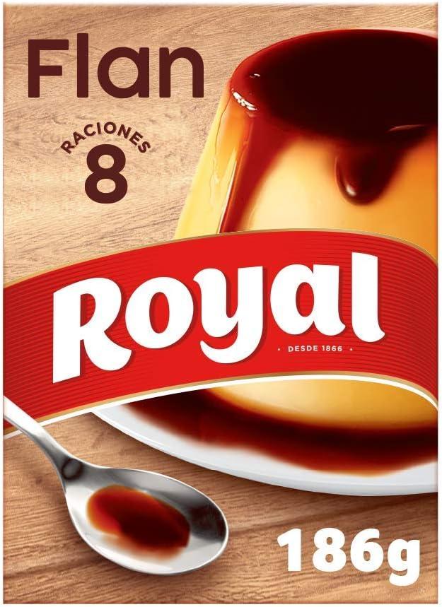 Royal Preparado para Flan, 186g