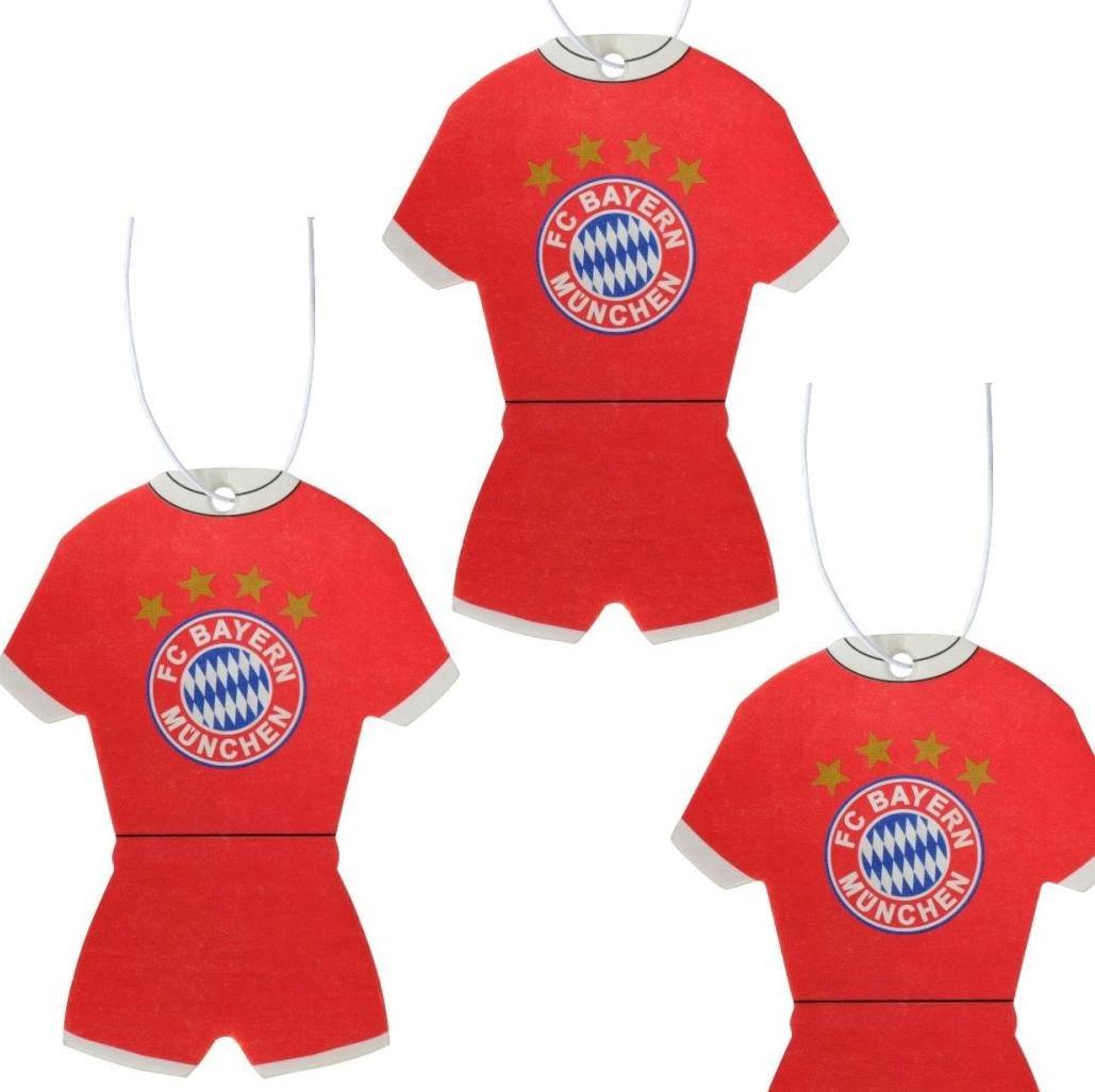 3x LUFTERFRISCHER DUFTBAUM DUFT TRIKOT FC BAYERN MÜNCHEN 13/14 FC Bayern München
