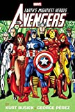img - for Avengers by Kurt Busiek & George Perez Vol. 2 Omnibus (The Avengers Omnibus) book / textbook / text book