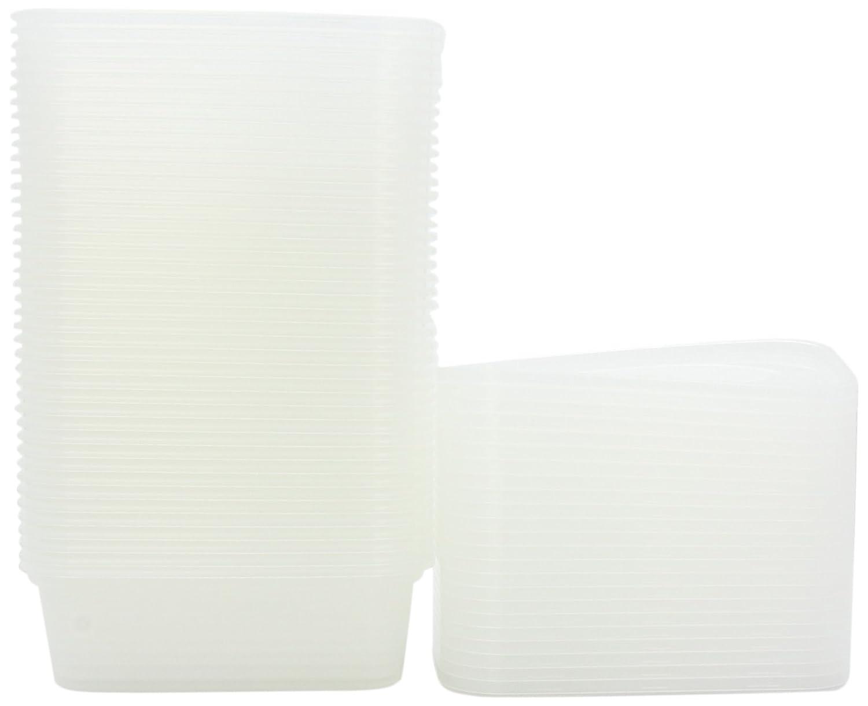 Pink Apple C500Unique Quality–Boîtes de plastique de 35g (Lot de 252pièces) RUSJZ