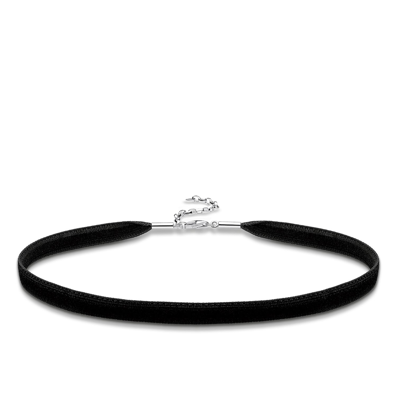 longueur 31cm KE1728-331-11-L36v Femmes-Choker Glam /& Soul Argent Sterling Thomas Sabo rallonge 6 cm