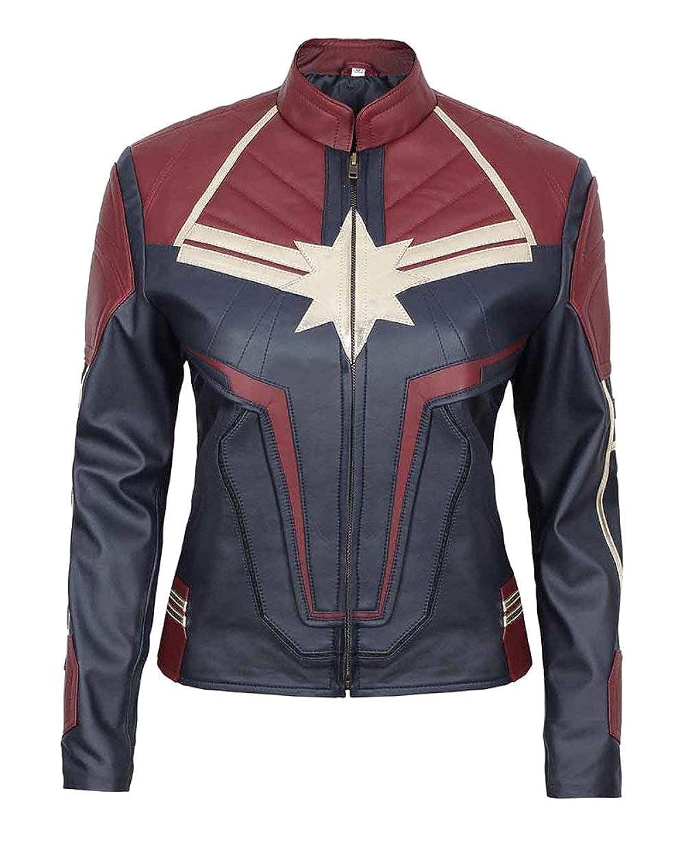 Stopnbuy Carol Danvers Captain Marvel Jacket 2019