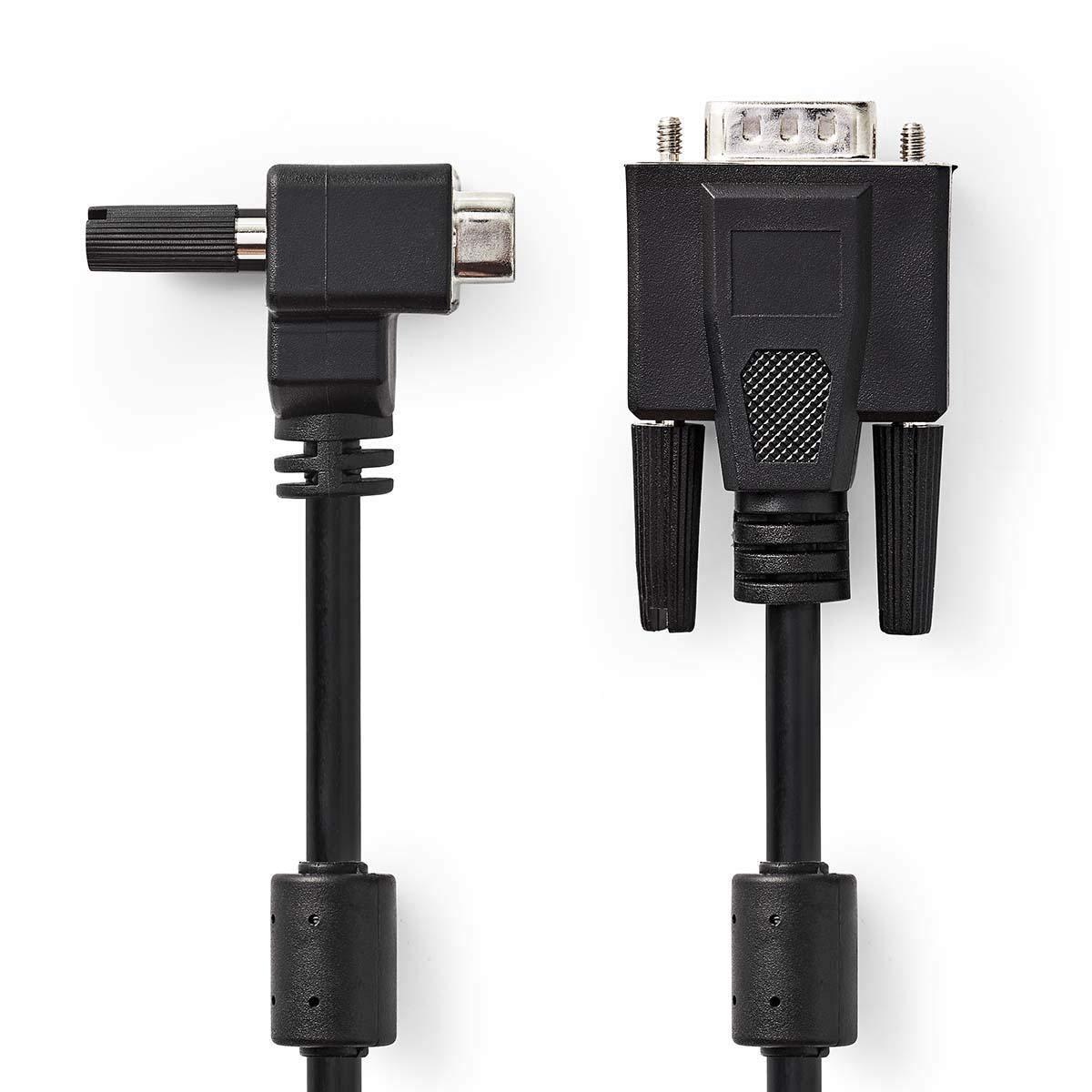 tronicxl ángulo Conector VGA Cable ángulo Conector para proyector ...