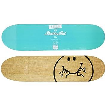 Fantastisch Mr Und Frau U2013 Wandregal Form Trend Skate Board Doppelseitig MR Und Frau Blau