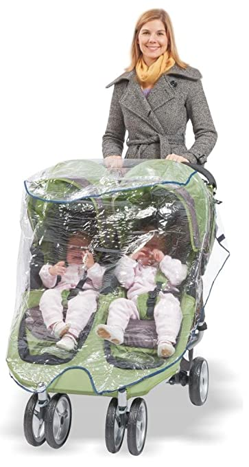 Amazon.com : Comfy Baby! Universal Double Jogging Stroller ...