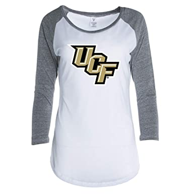 new arrival a17d0 28f26 Amazon.com: Official NCAA UCF Knights Women's Crew Neck ...