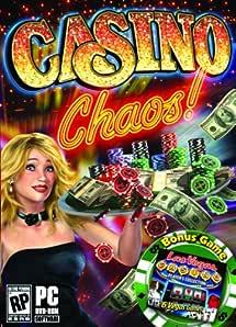 Casino Chaos with Bonus game Las Vegas Casino Player