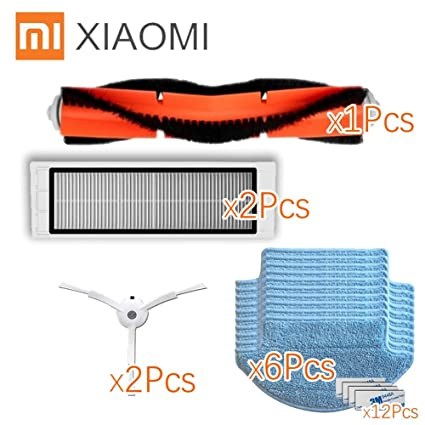 Amazon.com: 2018NEWEST Xiaomi Robot Vacuum Cleaner Spare Parts Kits ...