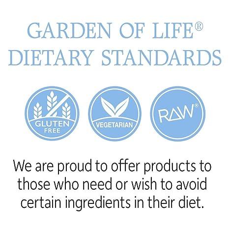 Amazon.com: Garden of Life Suplemento vegetariano ...