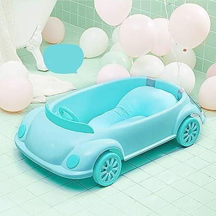 Amazon.com: Bañera para bebé, color azul, para coche, para ...