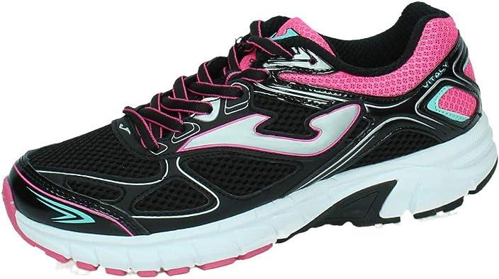 JOMA VITALY LADY 701 NEGRO - Color - Negro, Talla - 37: Amazon.es: Zapatos y complementos