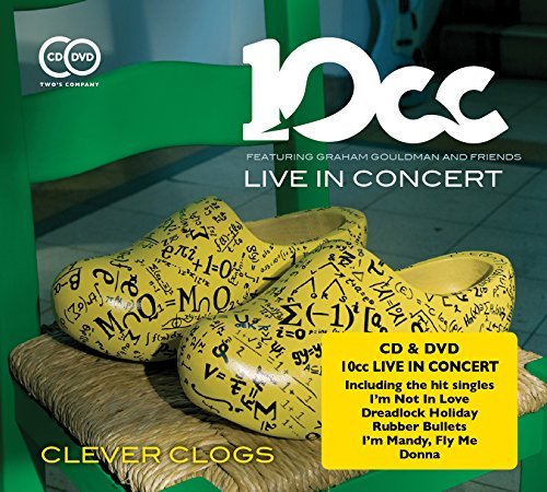 10cc - Live In Concert Cd & Dvd - Zortam Music